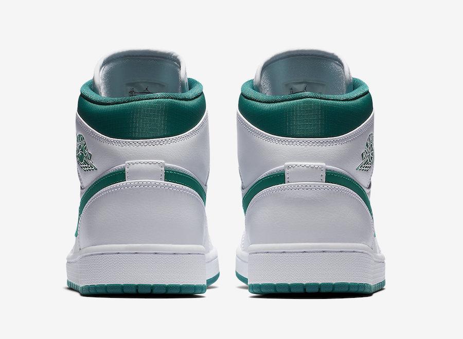 Air Jordan 1 Mid Mystic Green CD6759-103 Release Info