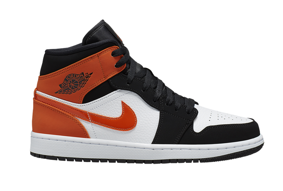 Air Jordan 1 Mid Shattered Backboard 554724-058 Release Info