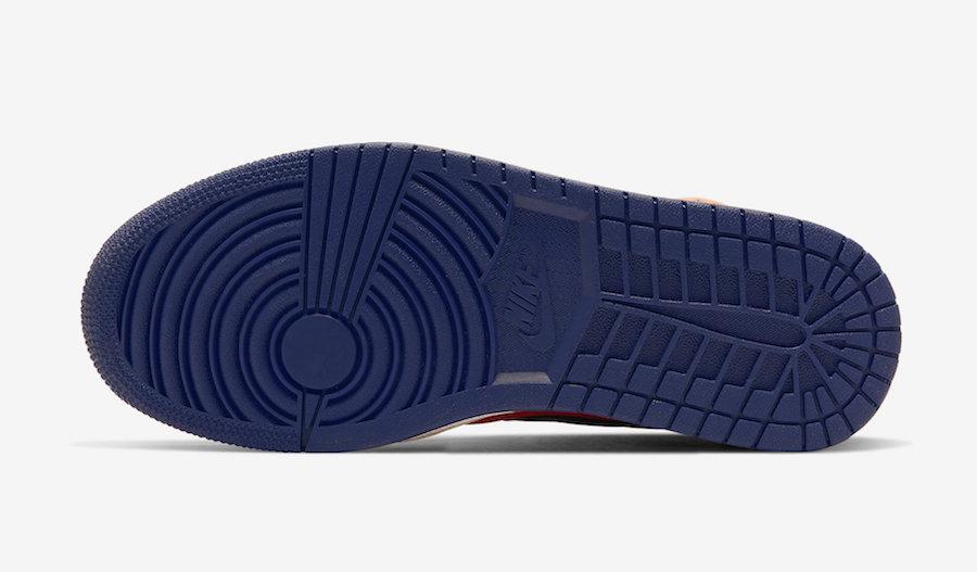 Air Jordan 1 Mid Turf Orange CD7240-804 Release Info