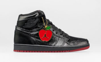 Air Jordan 1 SP Gina CD7071-001 Shoe Palace Release Info