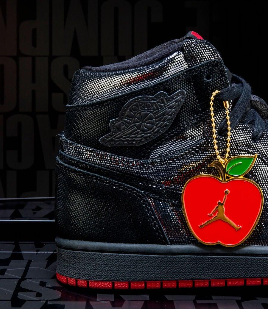 Air Jordan 1 SP Gina CD7071-001 Shoe Palace Release Info