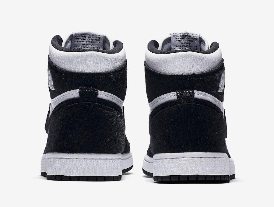 Air Jordan 1 Twist The Shoe of the Derby CD0461-007 Release Info