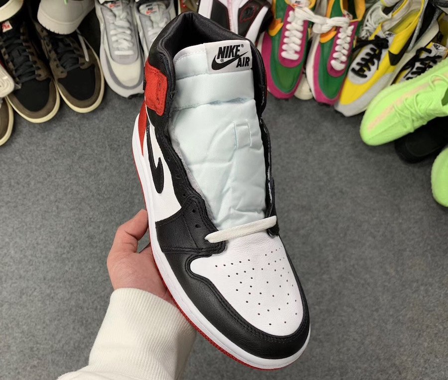 Air Jordan 1 Womens Satin Black Toe CD0461-016 Release Details