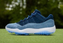 Air Jordan 11 Low Golf No Denim Allowed Release Info
