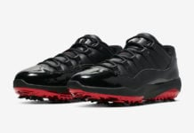 Air Jordan 11 Low Golf Safari Bred AQ0963-001 Release Info