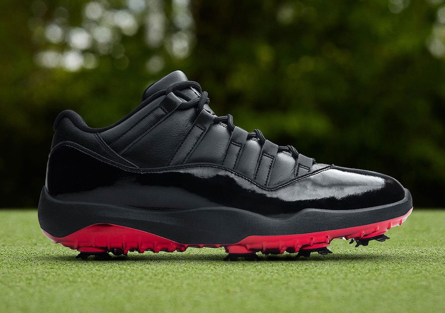 Air Jordan 11 Low Golf Safari Bred Pack