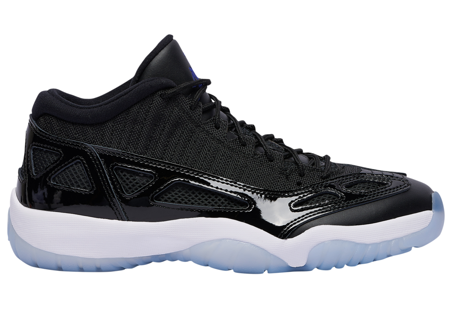 Air Jordan 11 Low IE Space Jam Black Concord 919712-041 Release Date Info