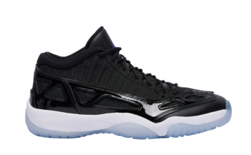 Air Jordan 11 Low IE Space Jam Black Concord 919712-041 Release Date Info