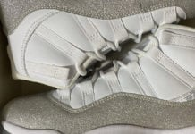 Air Jordan 11 WMNS White Metallic Silver Vast Grey AR0715-100 Release Date