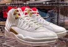 Air Jordan 12 FIBA 130690-107 Release Date Info