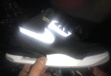 Air Jordan 3 Tinker Black 3M Reflective Cement Grey CK4348-007 Release Info