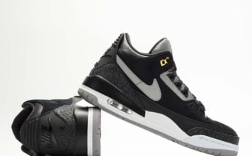 Air Jordan 3 Tinker Black Cement Release Date CK4348-007