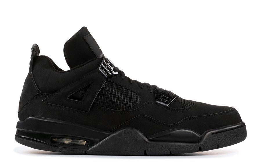 Air Jordan 4 Black Cat 2006