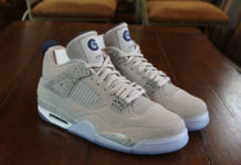 651539e35725 Check Out the Air Jordan 4 Georgetown 4 PE