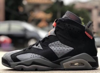 Air Jordan 6 PSG Paris Release Date
