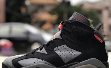 Air Jordan 6 PSG Paris Release Date