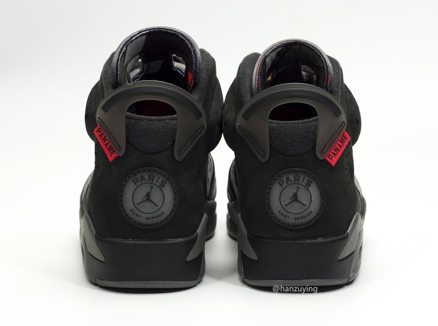 Air Jordan 6 PSG Release Date CK1229-001