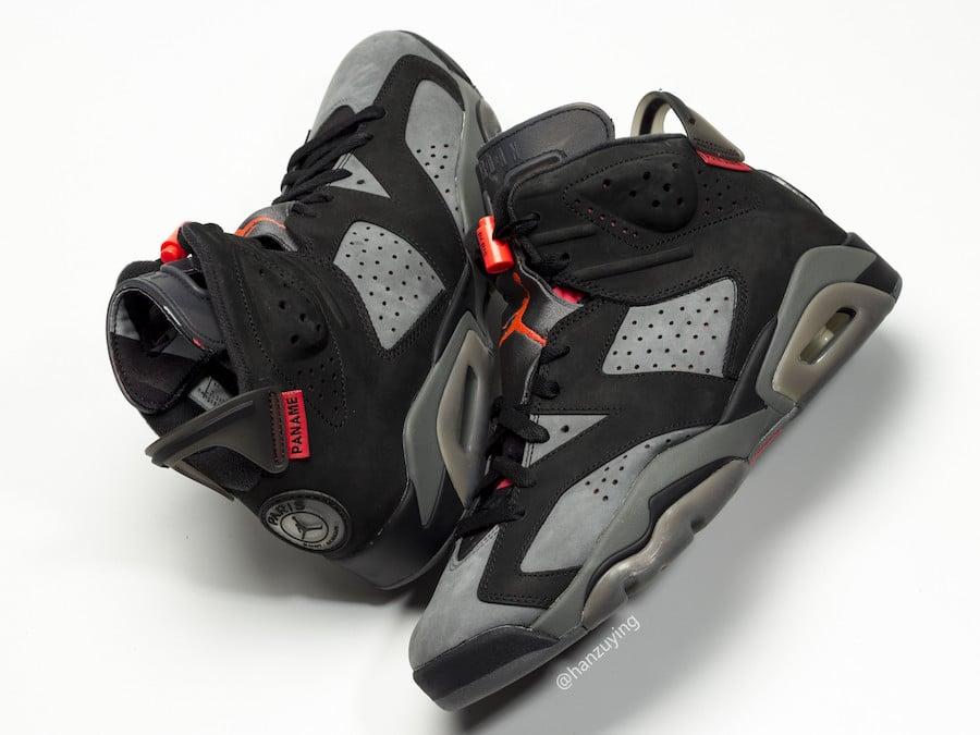 huge discount 22c08 1fcf5 Air Jordan 6 PSG Release Date CK1229-001
