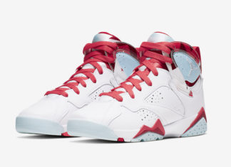 7fefc2c5cc8c Air Jordan 7 GS  Topaz Mist  Official Images