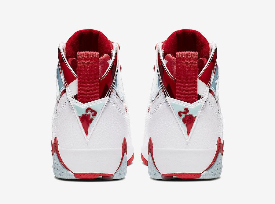 Air Jordan 7 GS Topaz Mist 442960-104 Release Date