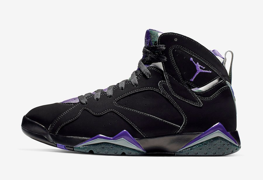 Air Jordan 7 Ray Allen 304775-053 Release Info Price