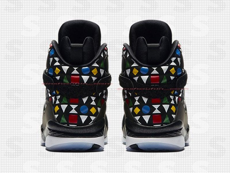 Air Jordan 8 Quai 54 Release Info