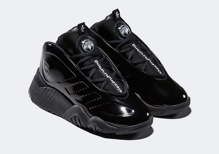 Alexander Wang adidas AW Futureshell Core Black EE9027 Release Info