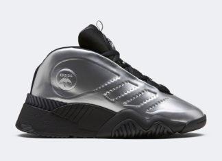 Alexander Wang adidas AW Futureshell Platinum Metallic EE8489 Release Info