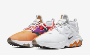 BEAMS Nike React Presto CJ8016-107 Release Details
