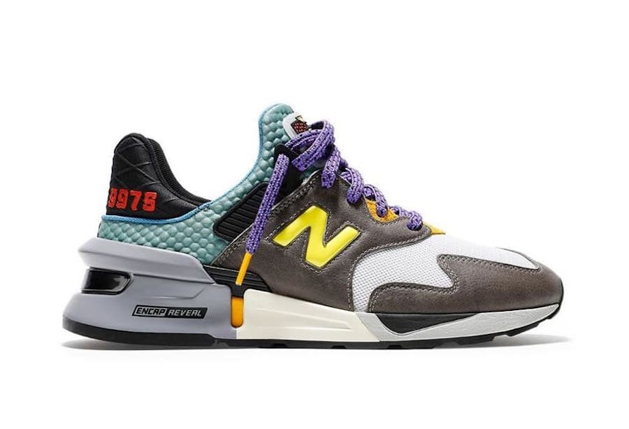 Bodega New Balance 997S No Bad Days