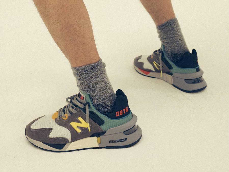 Bodega New Balance 997S Release Info