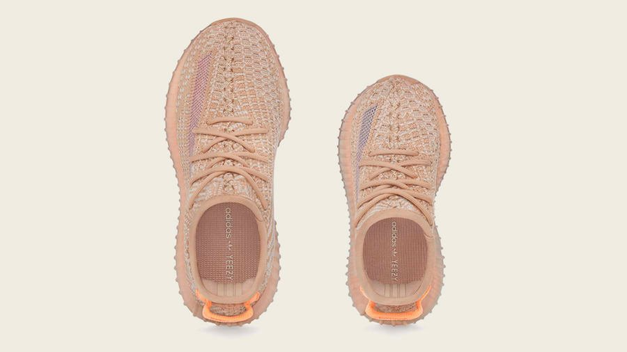 Where to Buy adidas Yeezy Boost 350 V2 Clay Kids + Infant