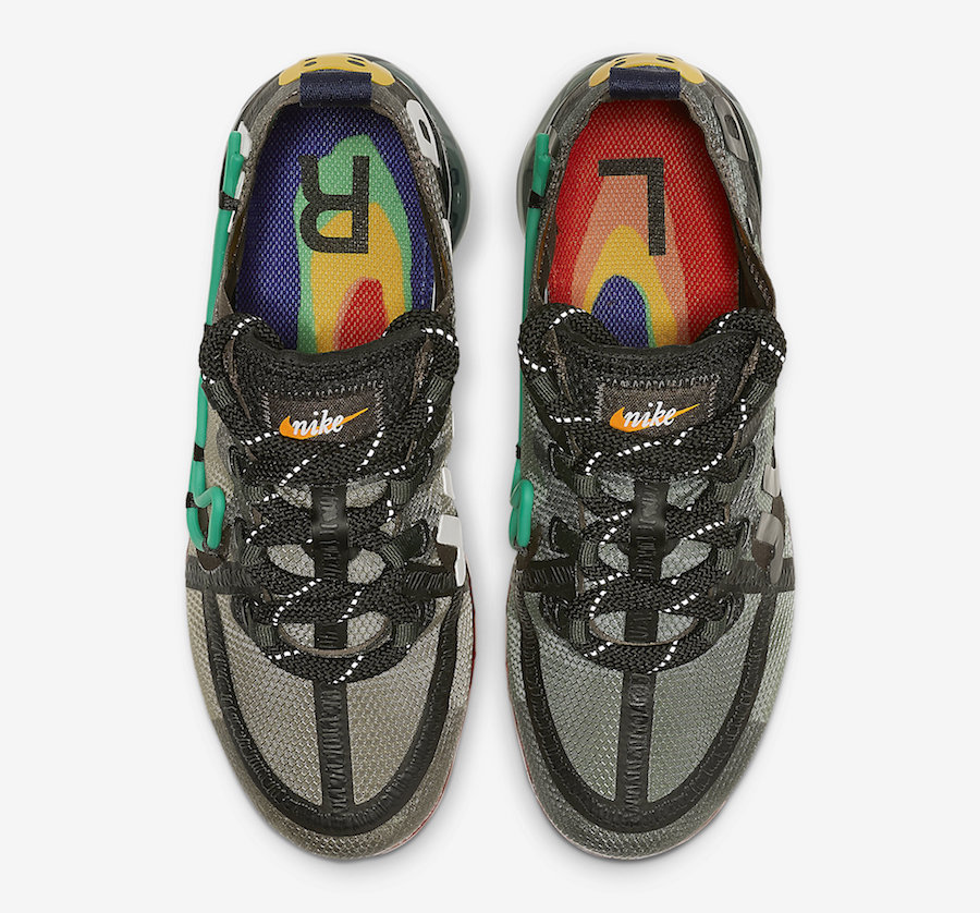 7d8ba3aaa9 Where to Buy CPFM Nike Air VaporMax 2019 CD7001-300 Store List ...