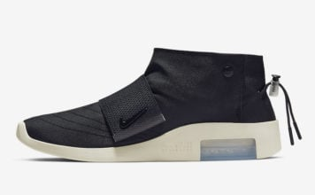 Buy Nike Air Fear of God Moc Black Fossil AT8086-002 Store List