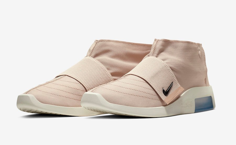 Buy Nike Air Fear of God Moc Particle Beige AT8086-200 Store List