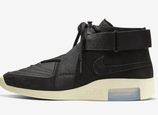Buy Nike Air Fear of God Raid Black AT8087-002 Store List