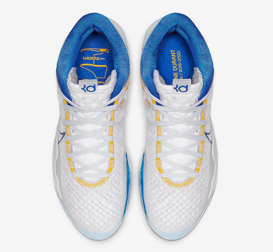 Buy Nike KD 12 Dub Nation AR4229-100 Store List