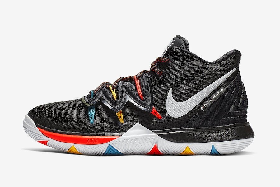 Buy Nike Kyrie 5 Friends AQ2456-006 Store List