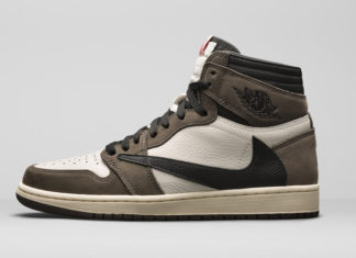 Buy Travis Scott Air Jordan 1 High CD4487-100 Store List