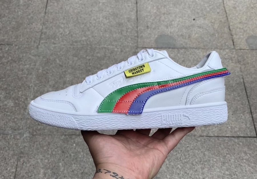 Chinatown Market Puma Ralph Sampson Low Release Info