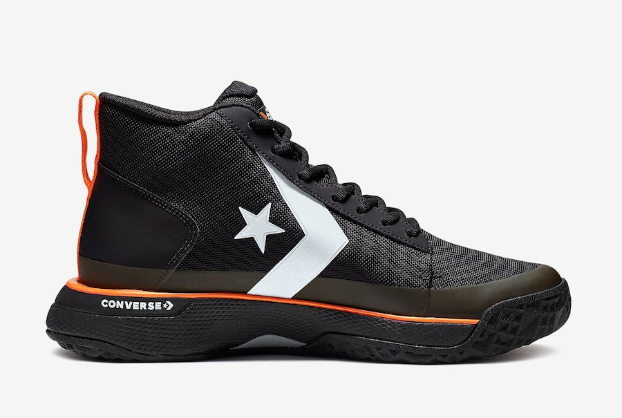 Converse Star Series BB Black 165592C-001 Release Info