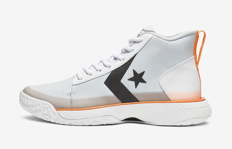 Converse Star Series BB White 165591C-082 Release Info