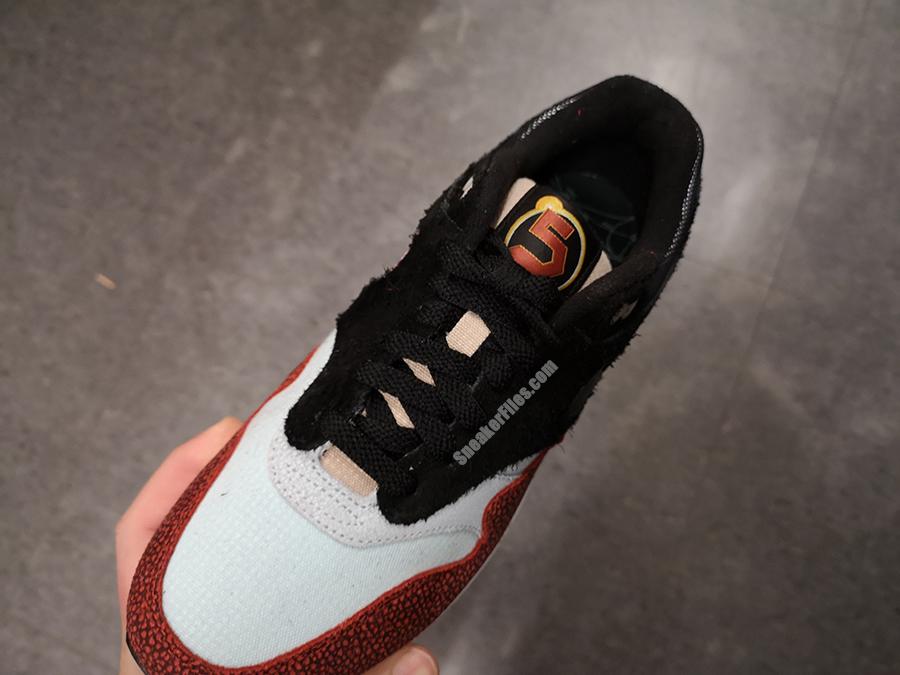 DeAaron Fox Nike Air Max 1 SWIPA Release Date