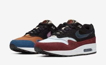 competitive price 10087 a5070 De Aaron Fox s Nike Air Max 1  SWIPA  Release Date