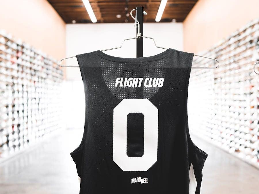 Flight Club Blue Chips Team LeBron James