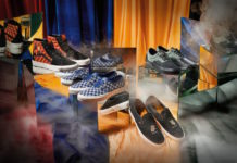 Harry Potter Vans Collection Release Info