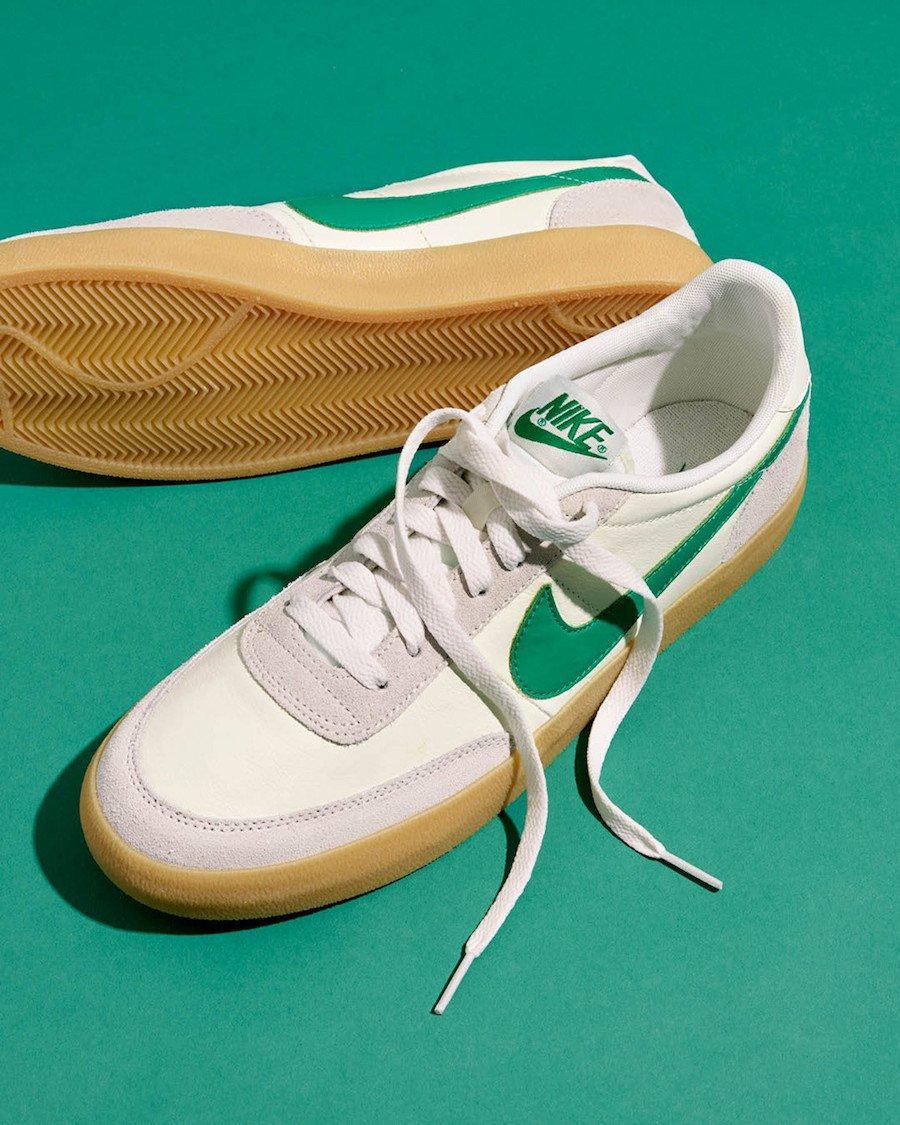 J.Crew Nike Killshot White Green Gum Release Info