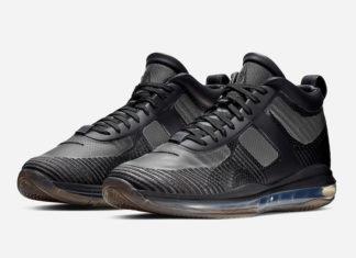 John Elliott Nike LeBron Icon Black AQ0114-001 Release Details