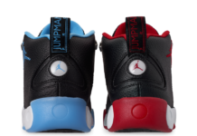 Jordan Jumpman Pro Mismatched Black Gym Red University Blue CK0009-001 Release Info
