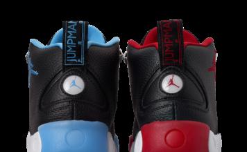 wholesale dealer d45e6 7f259 Jordan Jumpman Pro Releases in Mismatched Colors